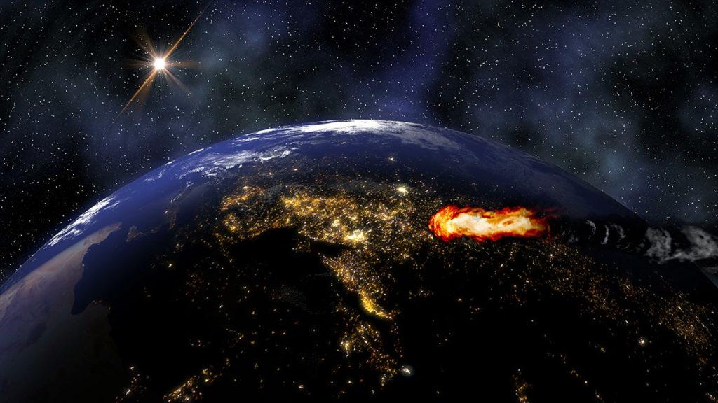 Только что открытый астероид пролетел гораздо ближе кЗемле, чем ожидалось