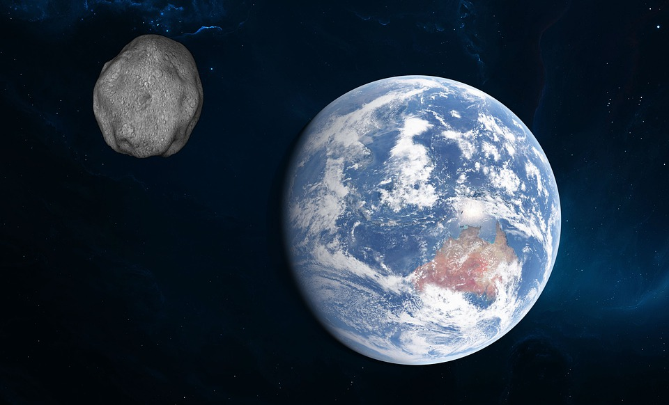 NASA собирается сбить скурса 160-метровый астероид