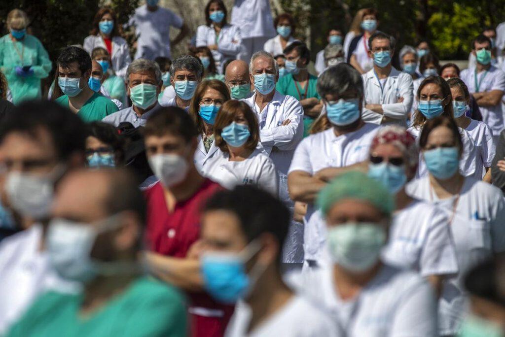 Коронавирус: новости оCovid-19 вмире ивРоссии на6мая