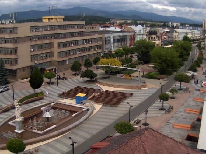 Землетрясение разбудило жителей Словакии