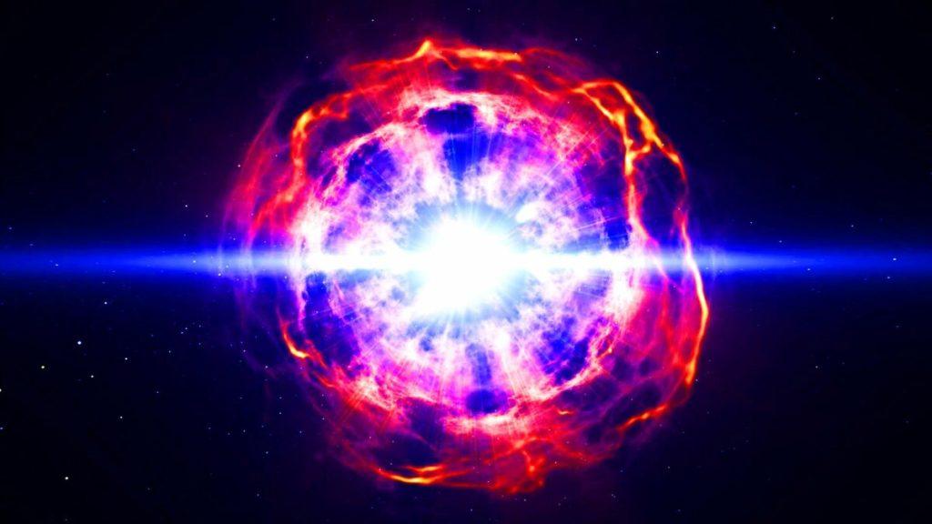 Открыта супер сверхновая звезда, затмевающая все остальные
