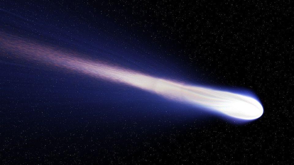 Падение зеленого метеорита сняли навидео вКрасноярском крае