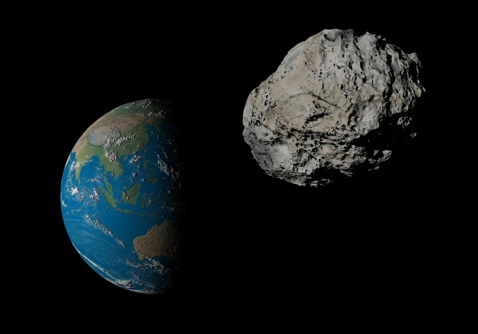 Астероид, открытый 1мая, подлетел кЗемле ближе, чем Луна