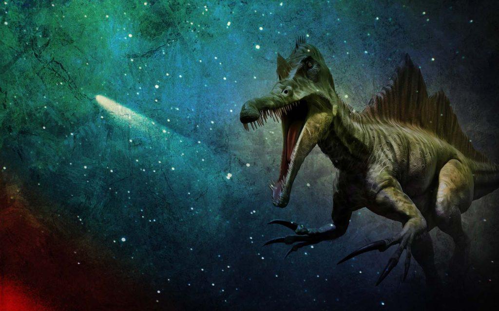 Астероид, погубивший мир динозавров, ударил под самым смертоносным углом