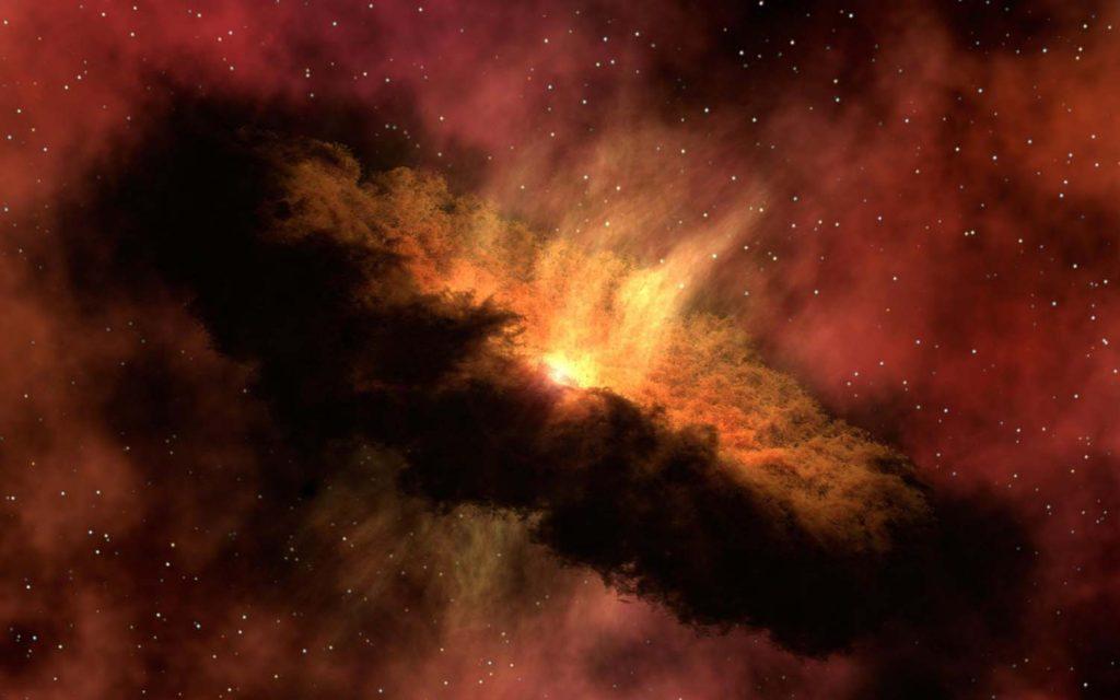 Самая древняя звезда воВселенной нашлась внашей галактике