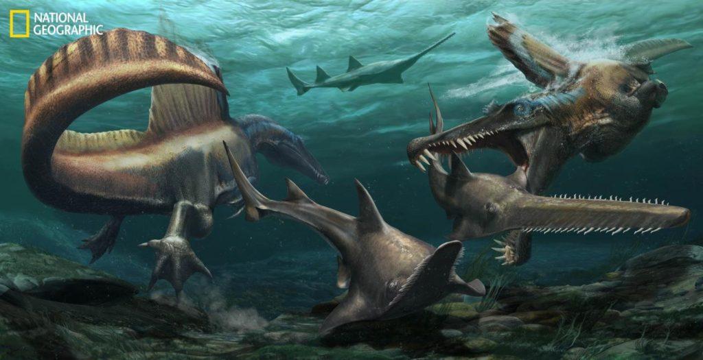Новые ископаемые находки переписывают историю динозавров