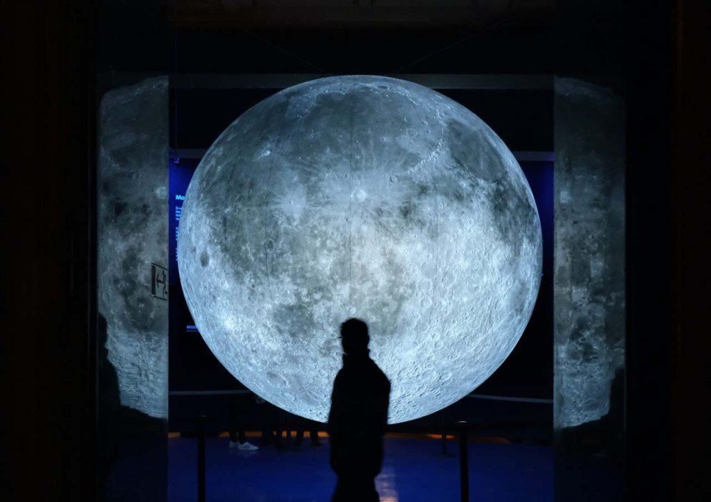 Российские ученые смоделировали процесс возникновения Луны