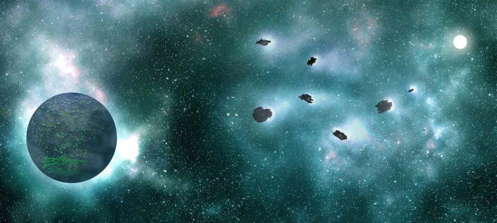 Только что открытый астероид пролетит опасно близко кЗемле