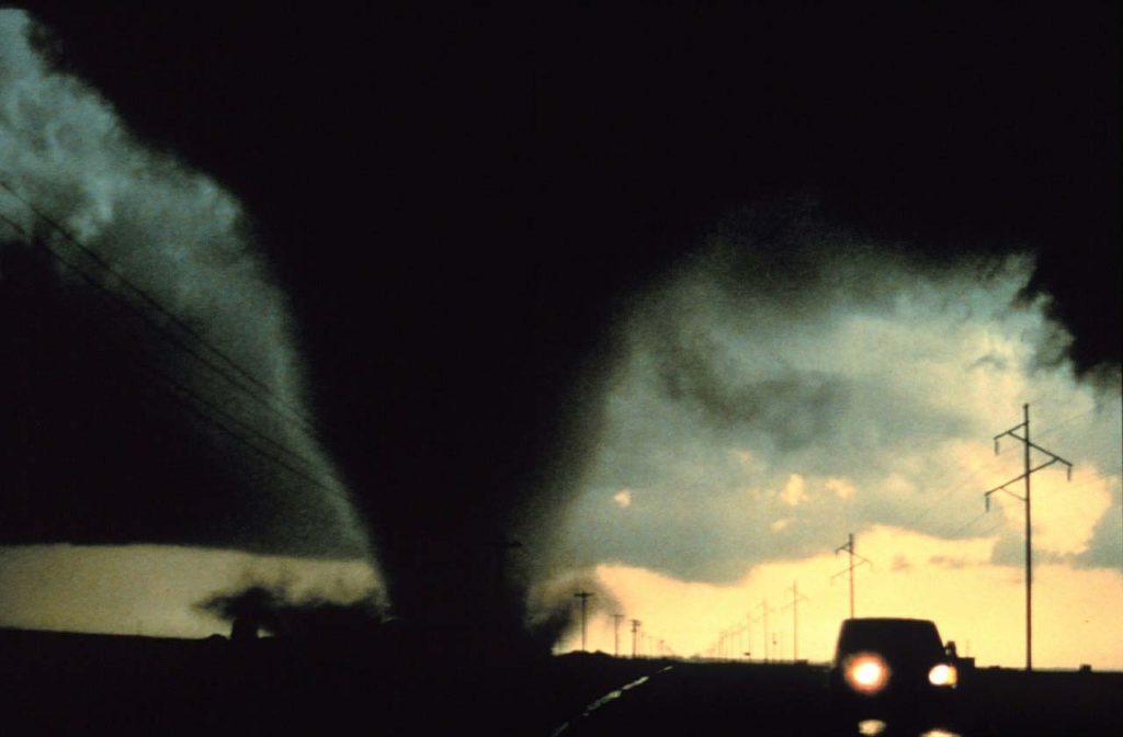 Европейская лаборатория сильных штормов: число опасных погодных явлений растет