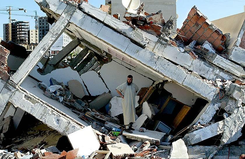 ВСеверном Алжире произошло землетрясение