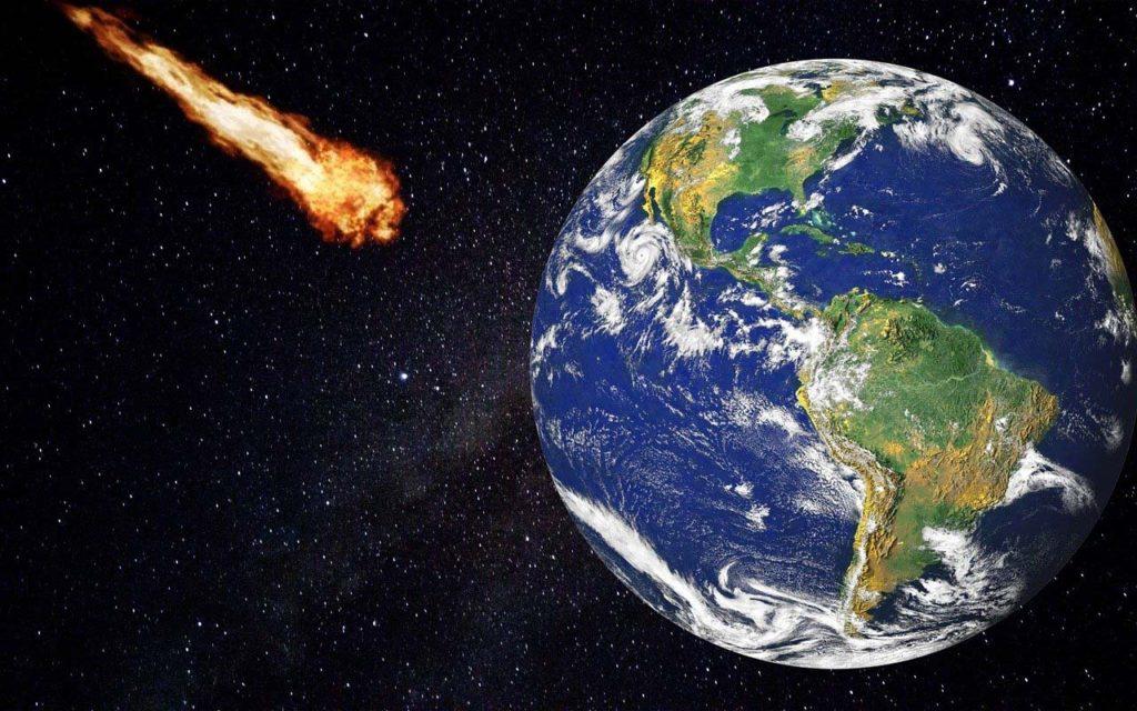 27-метровый астероид летит кЗемле сневероятной скоростью