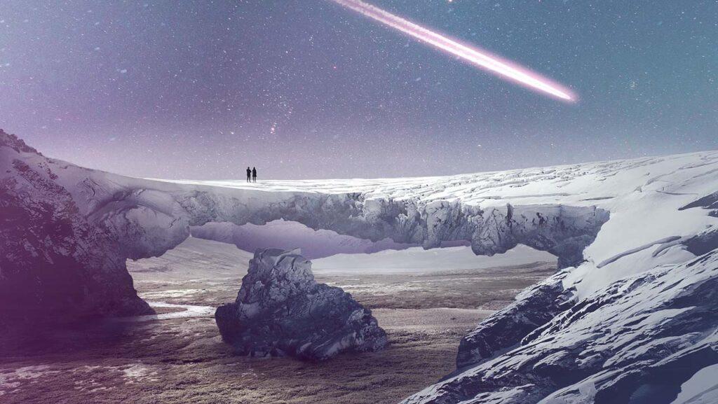 Наблизкую встречу сЗемлей мчится 30-метровый астероид