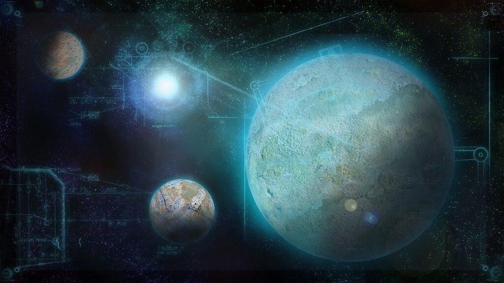 20-метровый астероид пролетит между орбитами Земли иЛуны 21августа