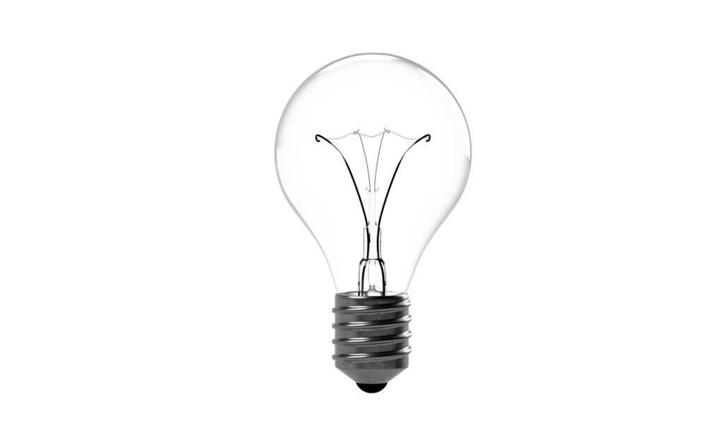 Изобретен метод прослушивания разговоров через обычную лампочку