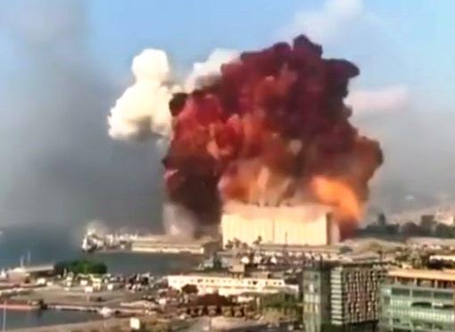 Взрыв вБейруте: что произошло ипоследствия