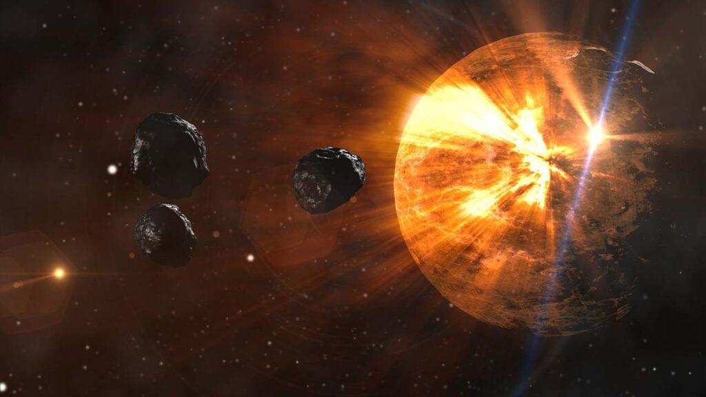 Астероид подлетит кЗемле ближе спутников
