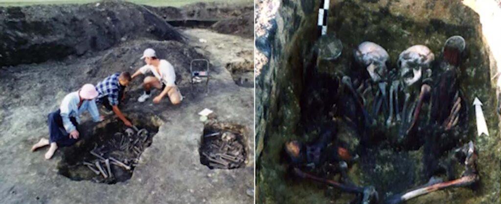 НаЮжном Урале под курганом времен Македонского обнаружили огромную стоянку времен палеолита