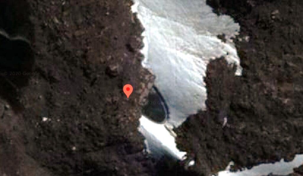 antarktida disk krupno
