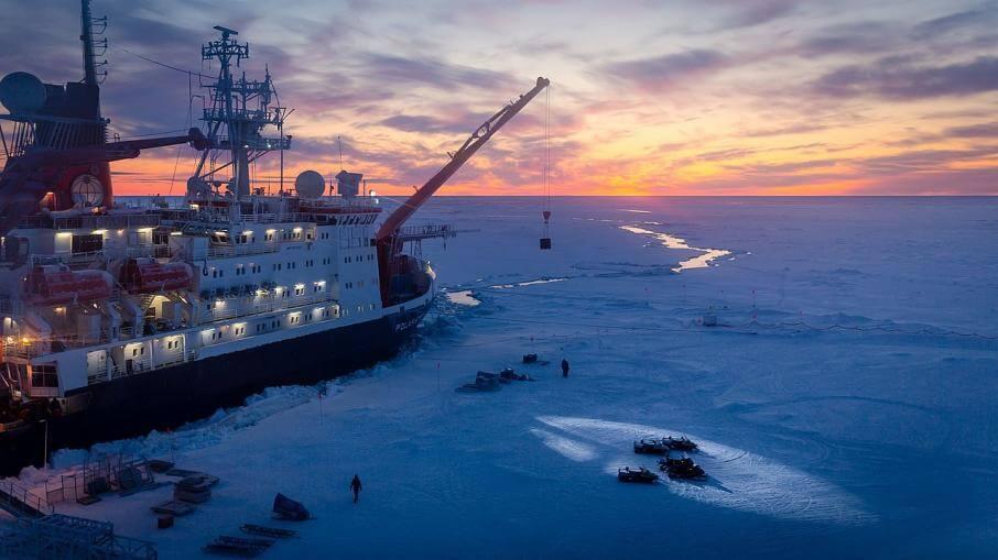 jekspedicija v arktiku