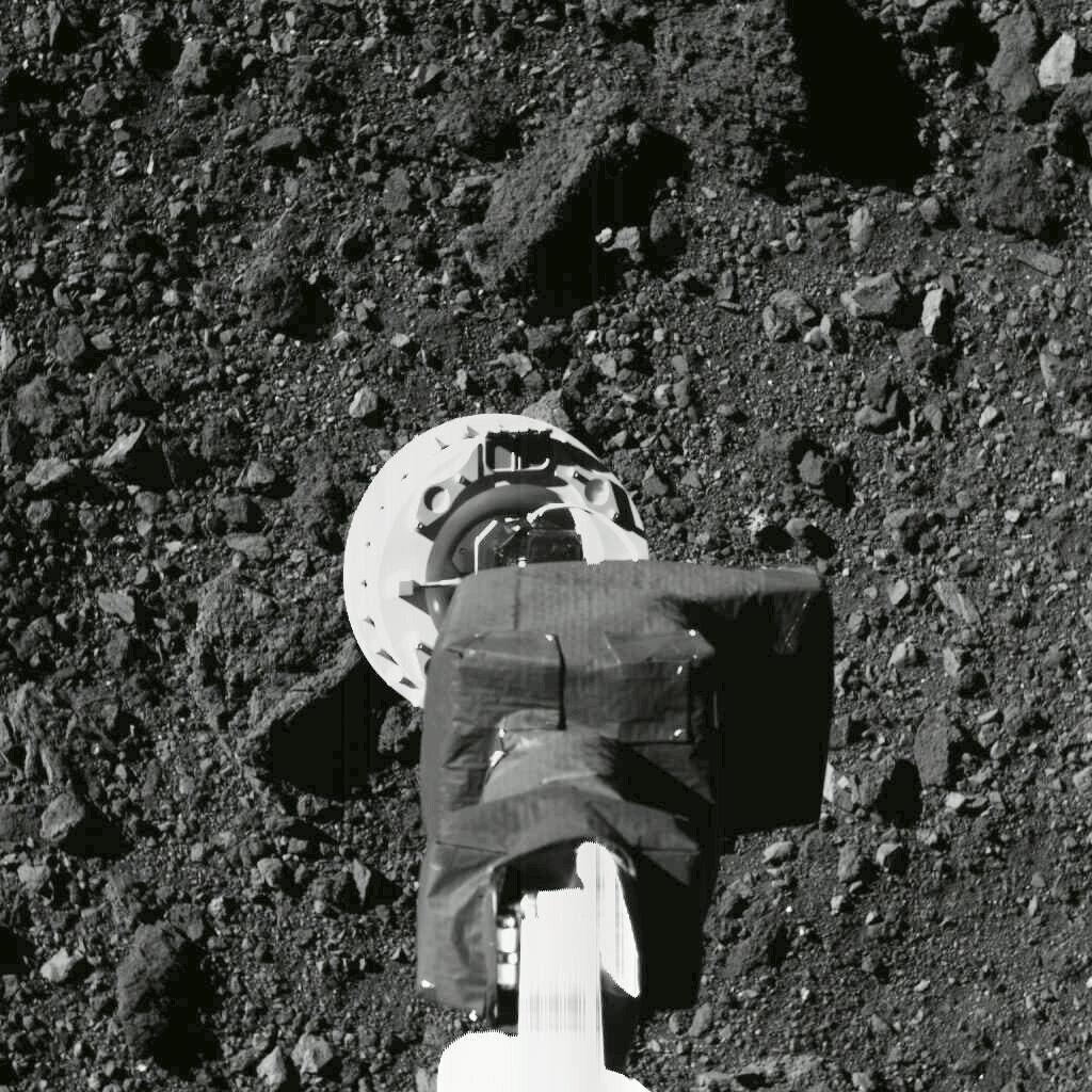 Пробу грунта сдревнего астероида Бенну попробуют доставить наЗемлю