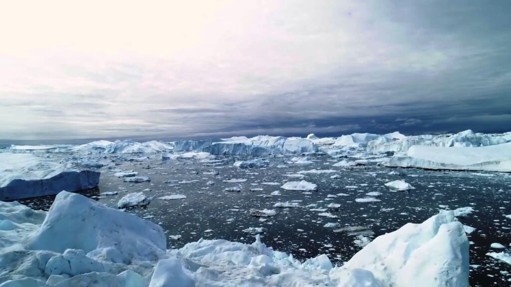 Крупнейшие ледники Гренландии, вероятно, растают быстрее, чем опасались: исследование