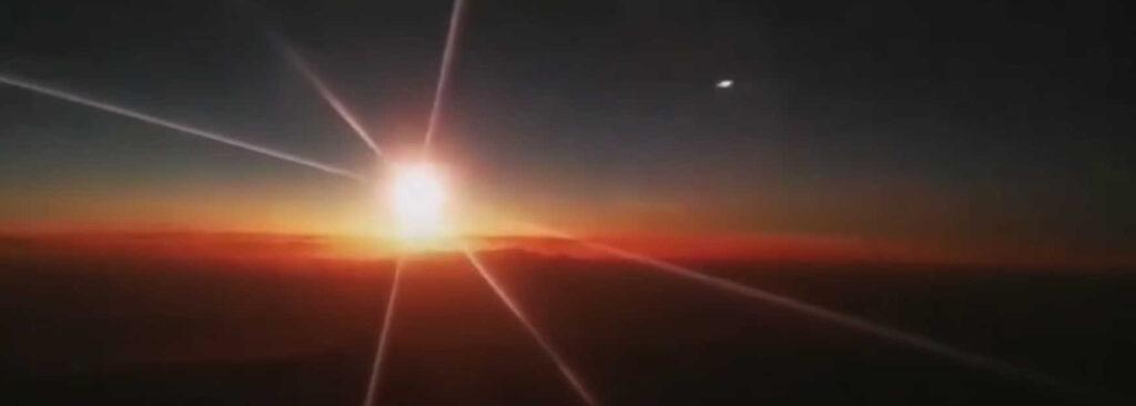 ВКитае 10-тонный болид врезался вземлю врайоне испытаний ядерного оружия. Видео