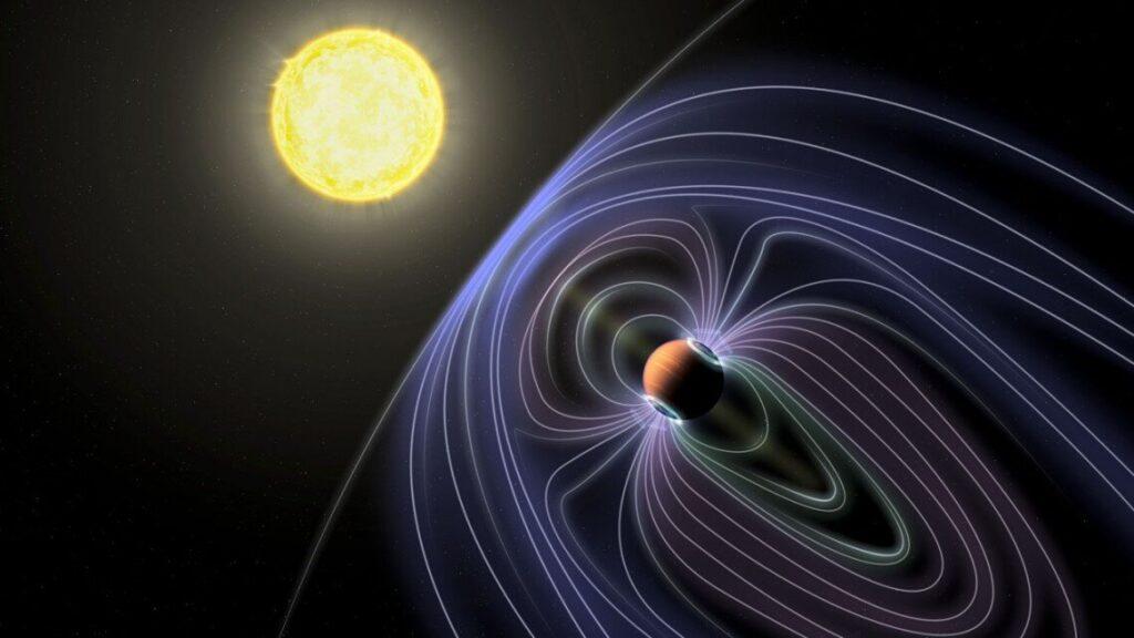 Ученые впервые поймали радиосигналы отдалекой экзопланеты