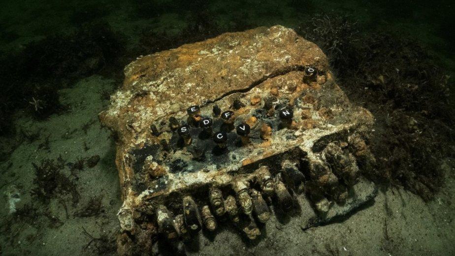 Надне Балтийского моря нашли «энигму»