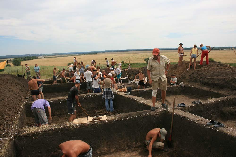 Институт археологии РАН открыл онлайн проект «Раннеславянские древности России»