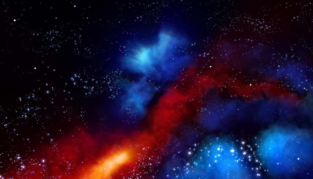 Вкосмосе исчезла чудовищная сверхмассивная черная дыра
