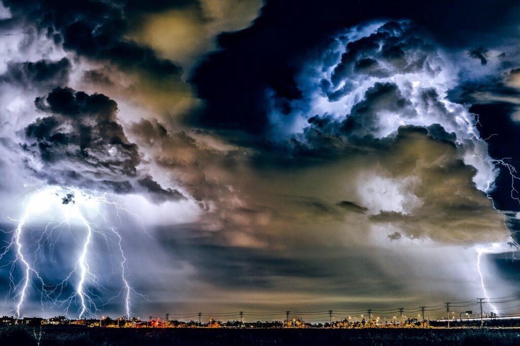 Климатический конец света уже встречали в1783 году
