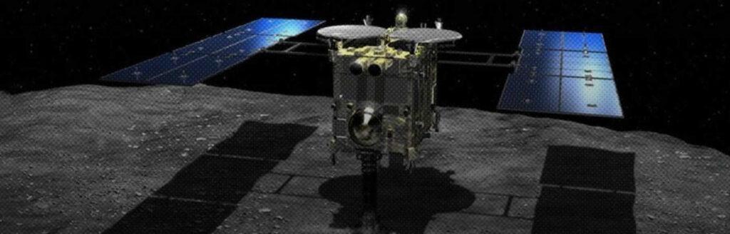 Японский аппарат доставил састероида Рюгу грунт, вкотором обнаружили искусственный объект
