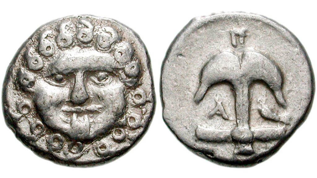drevnie monety harona