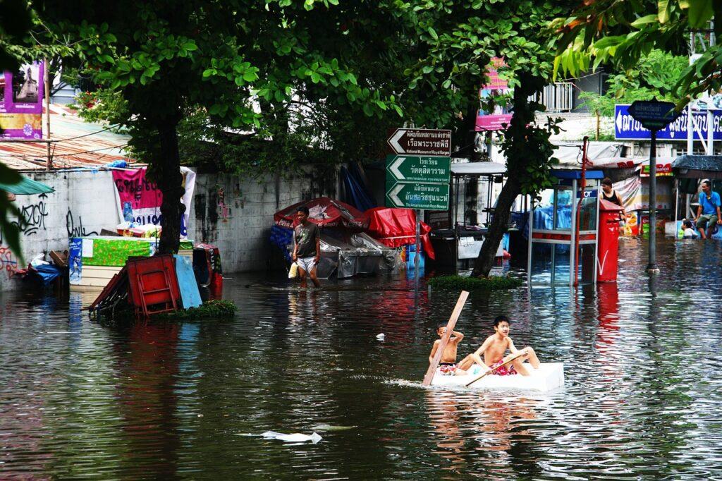 За20 лет 21 века климатические катастрофы унесли почти полмиллиона жизней