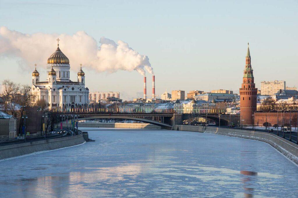 Какие температурные рекорды ставил январь вМоскве за200 лет