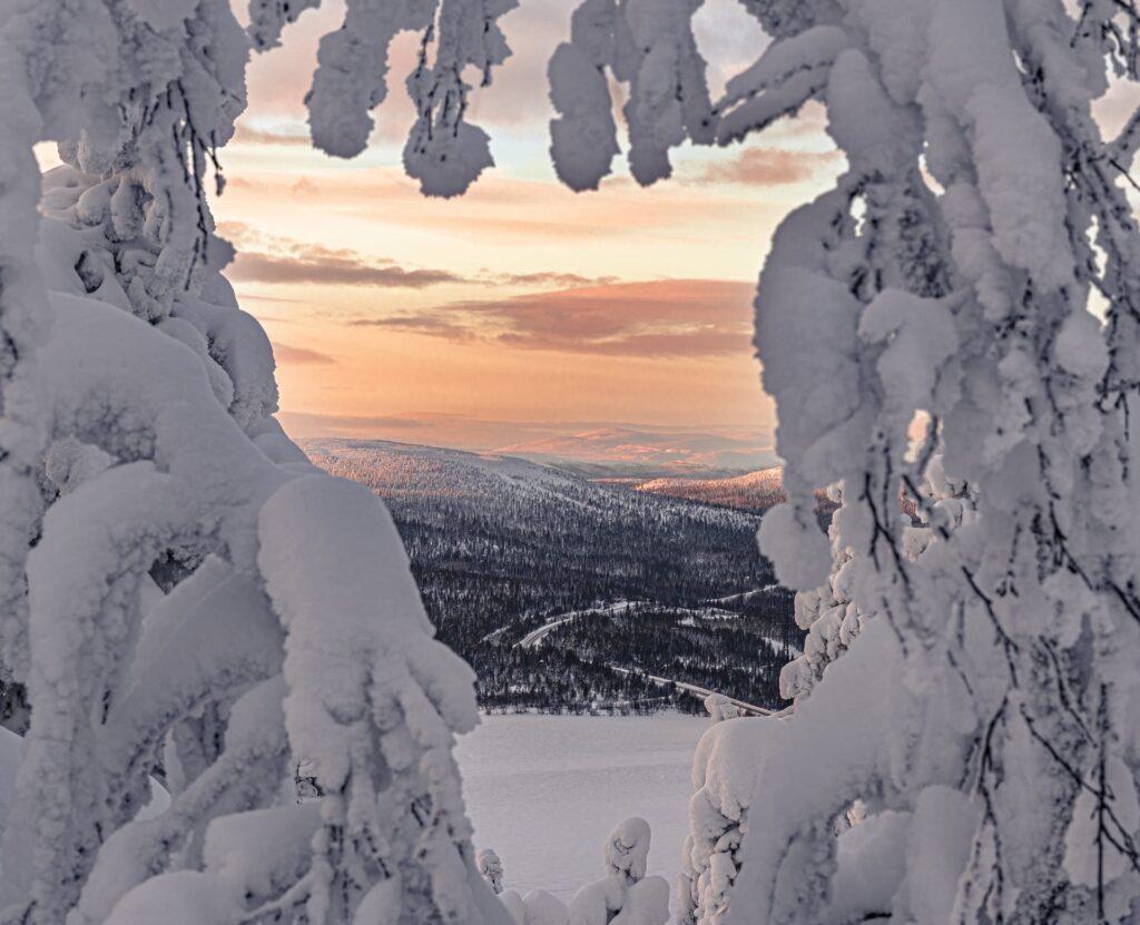 ВМурманске выпало рекордное количество снега завсю историю метеонаблюдений