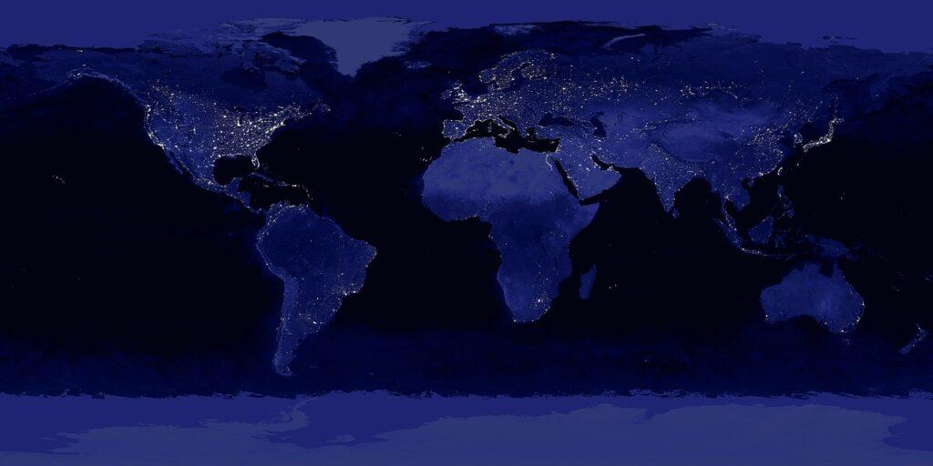Ученые за40 секунд показали «танец континентов» замиллиард лет
