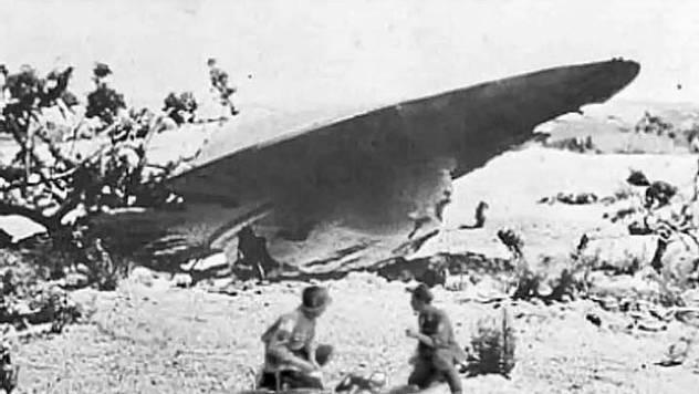 Американские военные признали, что изучали места крушения НЛО икое-что нашли