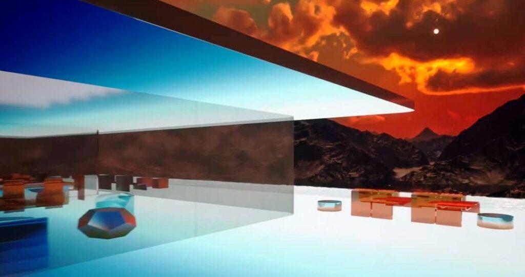 Впервые продан виртуальный дом наМарсе. Заполмиллиарда долларов