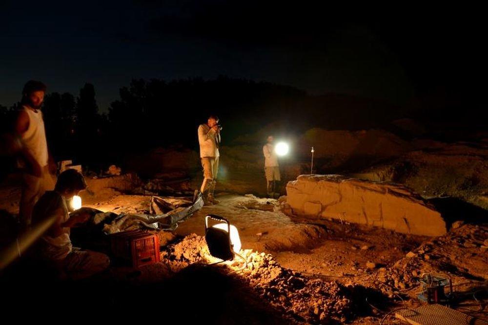 ВоФранции обнаружили древний мегалитический комплекс