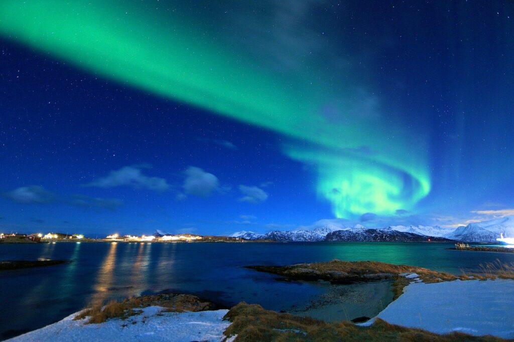 Ученые показали, что Арктика когда-то была пышной изеленой
