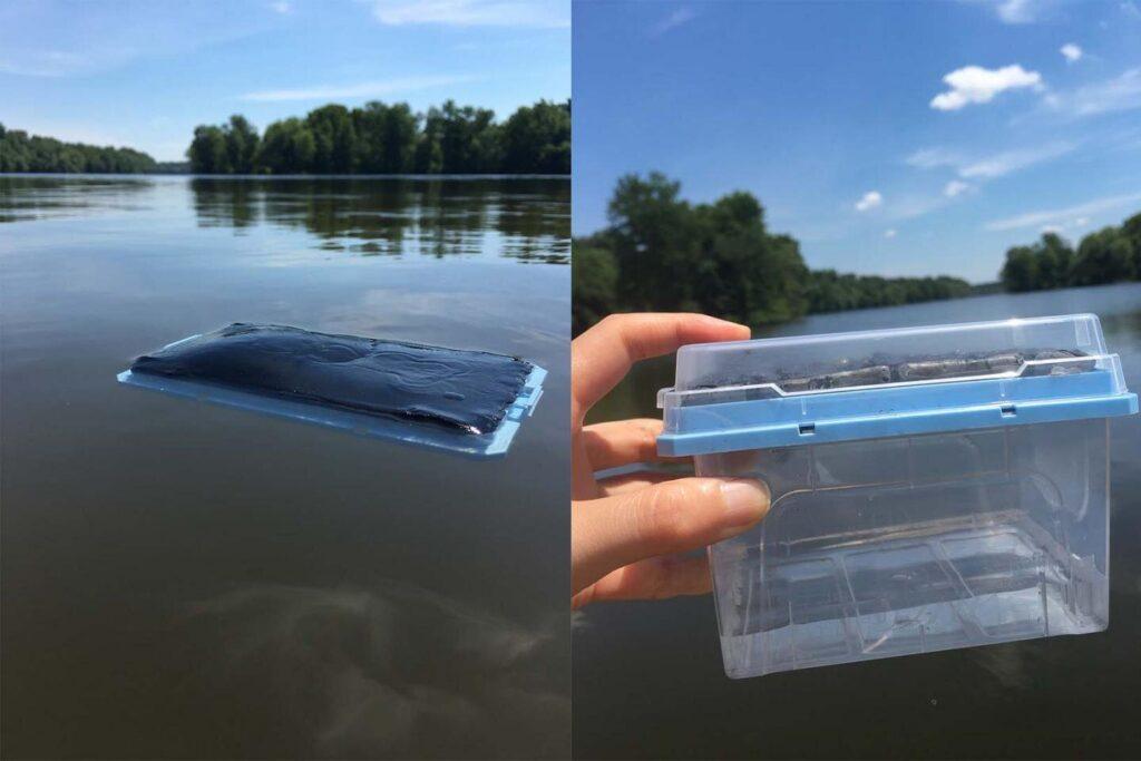 Недорогой фильтр насолнечных батареях удаляет изводы свинец идругие загрязняющие вещества