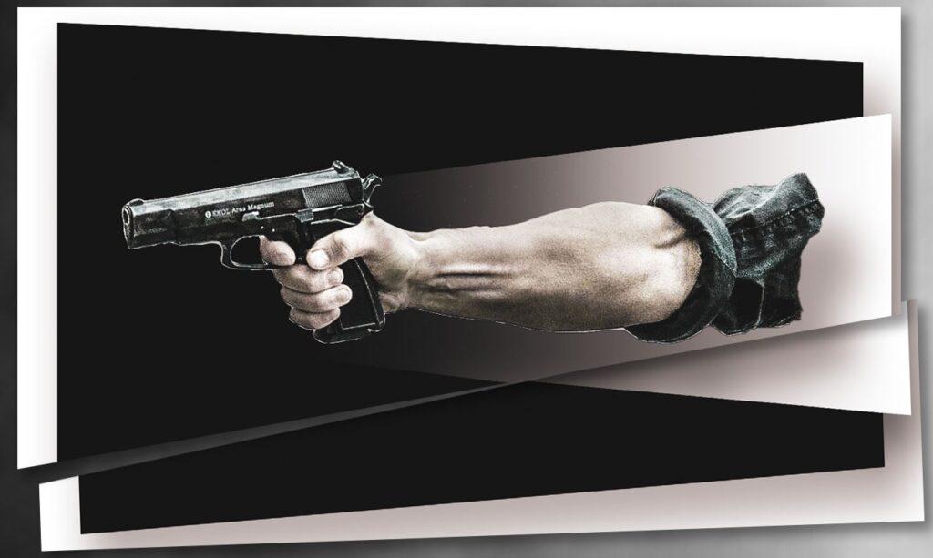 ТОП-10 самых опасных стран мира почислу убийств