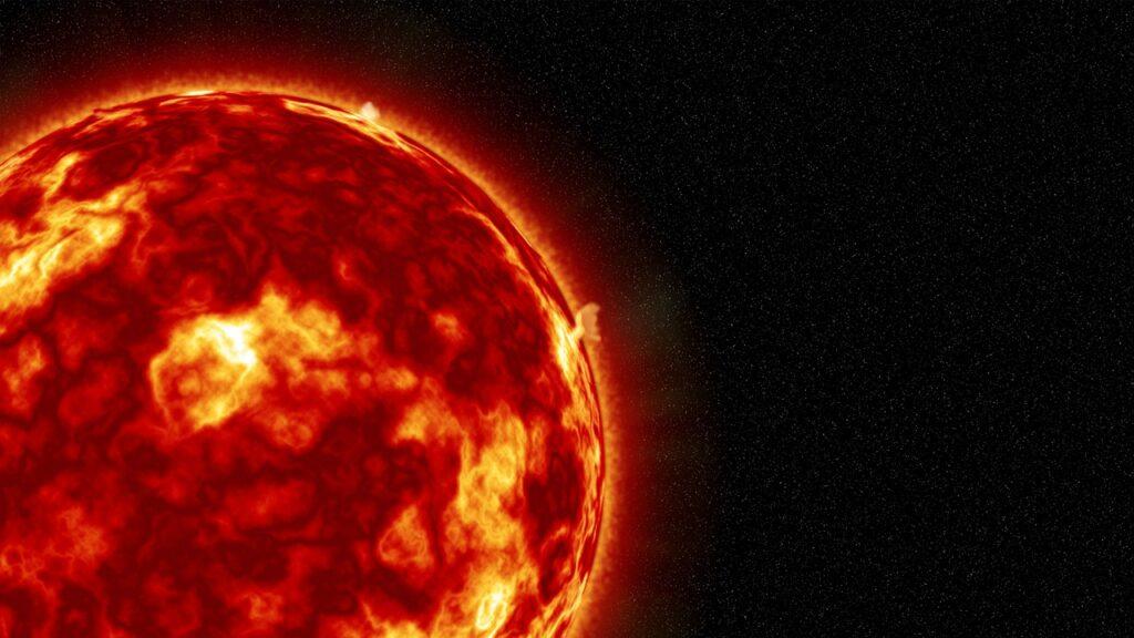 Вспышечная активность Солнца приблизилась ктревожному «оранжевому» уровню
