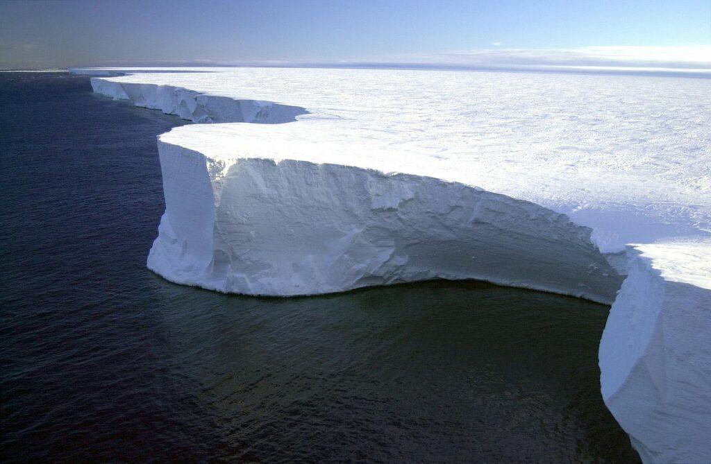 Антарктида приближается ккатастрофическому климатическому переломному моменту
