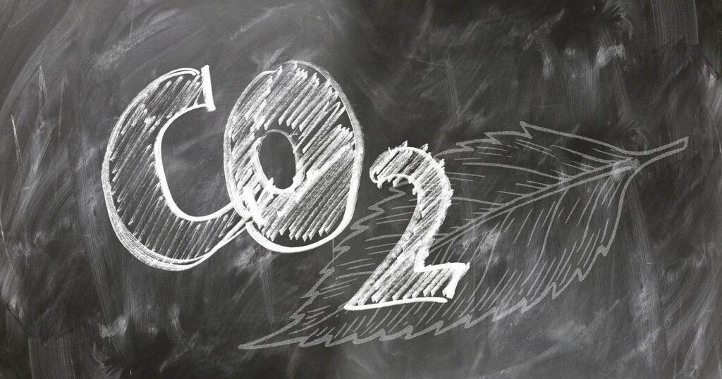 Уровень углекислого газа ватмосфере на50% превысил доиндустриальный