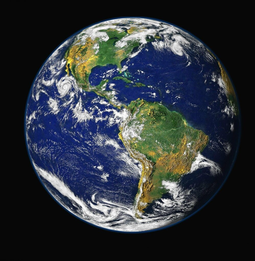 Упланеты Земля обнаружен многомиллионный цикл геологической активности