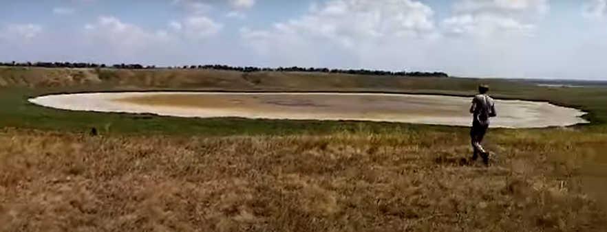 ВВоронежской области исчезло охраняемое озеро