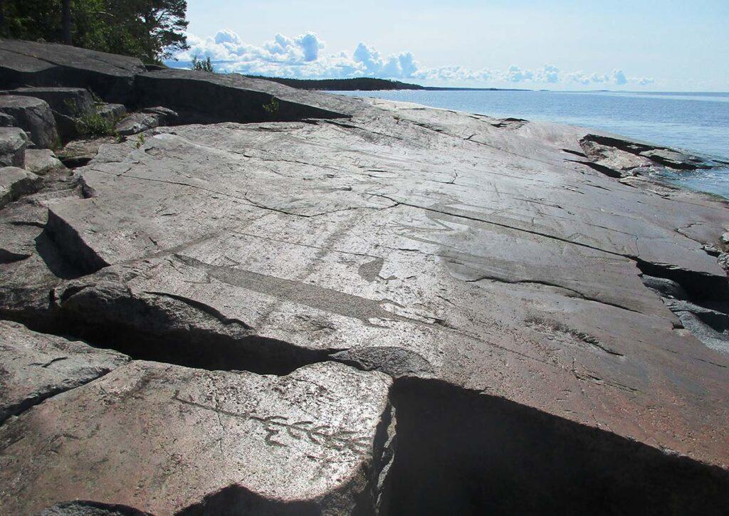 Древние петроглифы Онеги иБелого моря внесли всписок объектов Всемирного наследия ЮНЕСКО