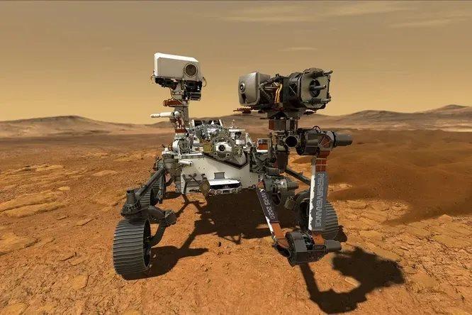 Марсоход Perseverance обнаружил наМарсе следы настоящего древнего озера